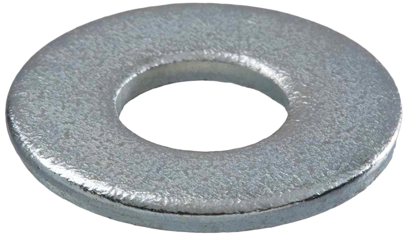 Du-Bro 323 No. 4 Flat Washer (8-Pack)