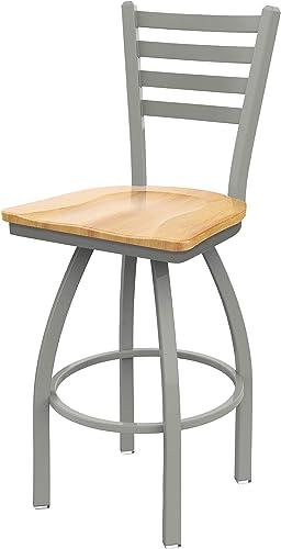 Holland Bar Stool Co. 41036ANNatMpl 410 Jackie Swivel Bar Stool