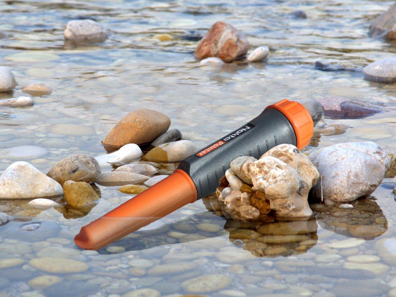 Nokta Metal Detector Pointer Fully Waterproof Pinpointer Probe