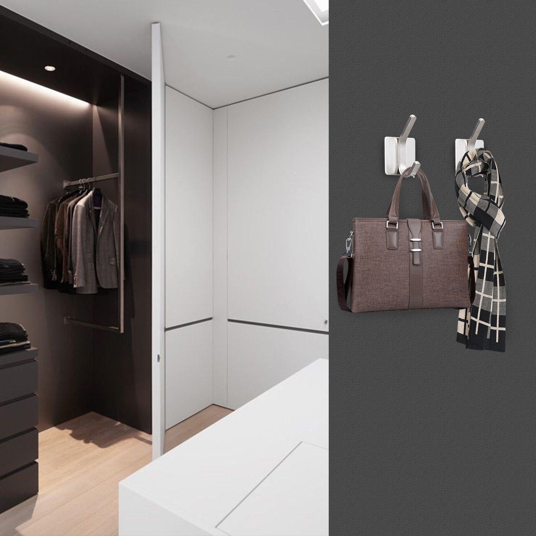 zunto toalla ganchos de pared baño 3 m autoadhesivo gancho ...