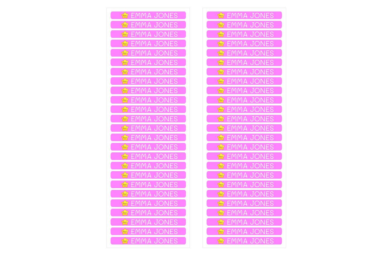 l/ápices etc bolis 50 Etiquetas Adhesivas Minis Personalizadas para marcar objetos Color Verde Oscuro Medida 4,2 x 0,5 cm