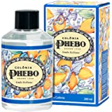 Linha Mediterraneo Phebo - Deo Colonia Limao Siciliano 200 Ml - (Phebo Mediterranian Collection -