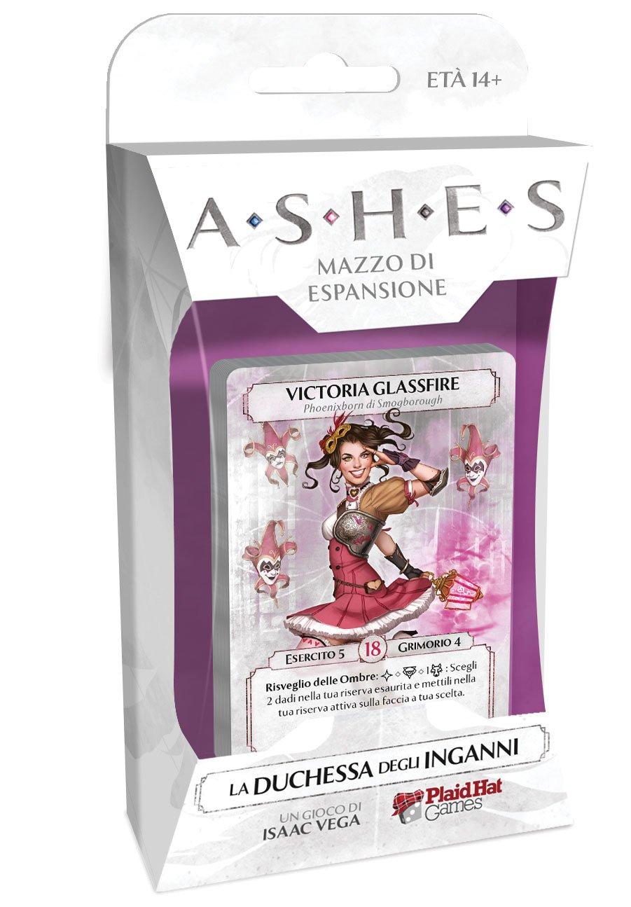 Amazon.com: Asterion 8784 - Cenizas La Duchesa de la ...