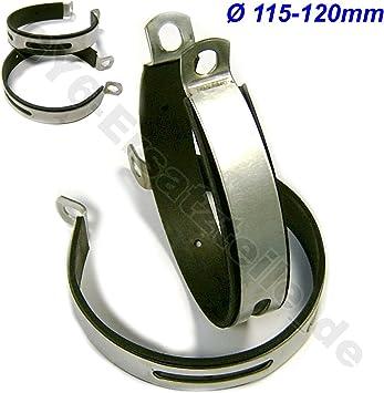 10x junta fijación goma clips soporte universal