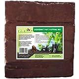 Verdana Coconut Fiber Potting Mix – 5 Lb Pack - 4x 1.25 Lb Compressed Bricks - Coco Coir, Coco Peat, Coir Pith - Alternative