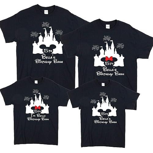 Amazon Disney Family Shirt Shirts Vacation Trip 2018 Disneyland Matching Tee Handmade