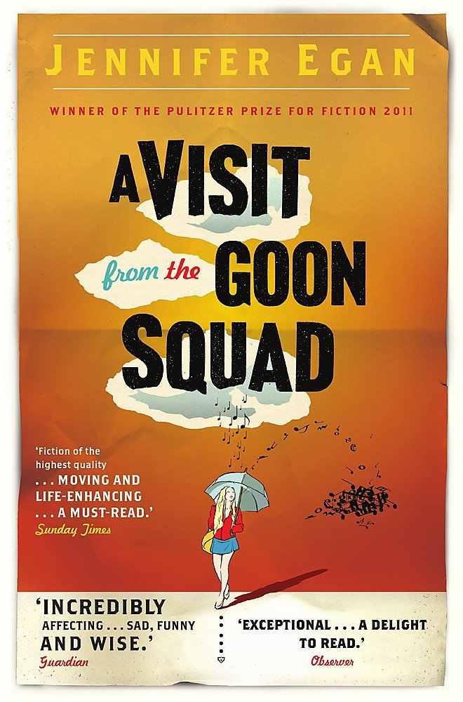A Visit From the Goon Squad: Amazon.de: Jennifer Egan ...