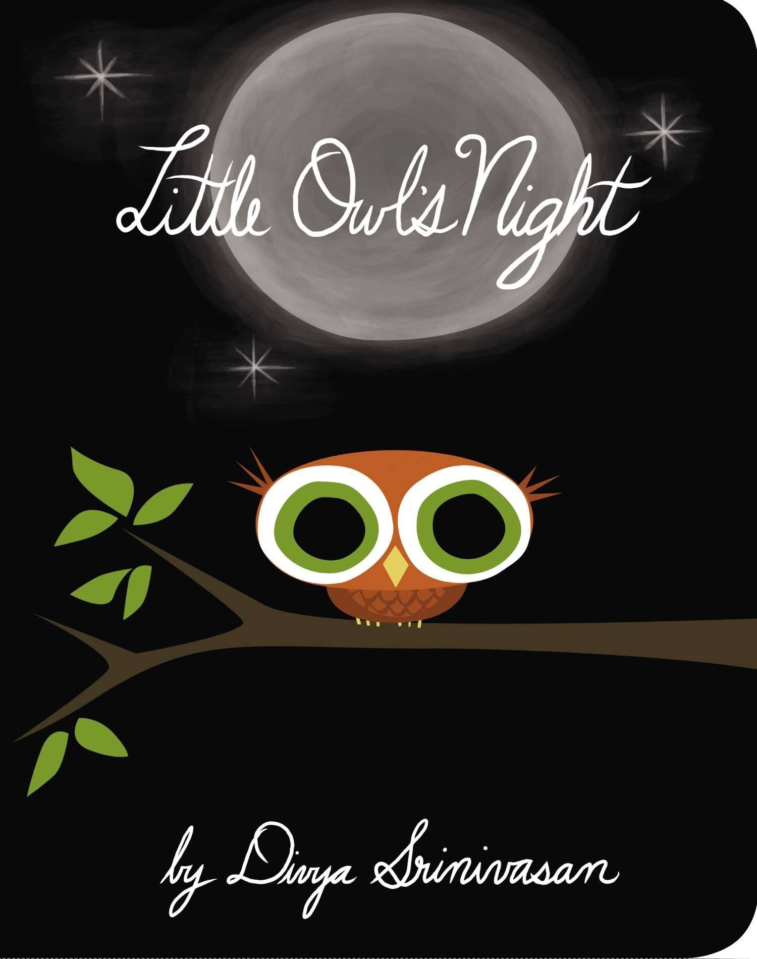 Little Owl's Night: Srinivasan, Divya: 9780670015795: Amazon.com: Books