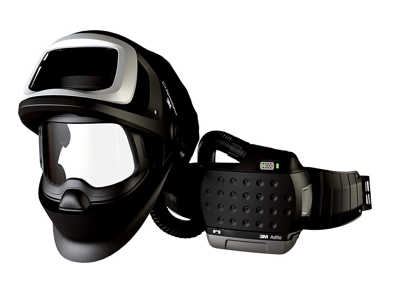 Image of 3M Adflo PAPR with 3M Speedglas Welding Helmet 9100 FX- Air, 36-1101-00SWHA, High Alt, Li Ion Batt, No ADF, 1 ea/Case Welding Helmets