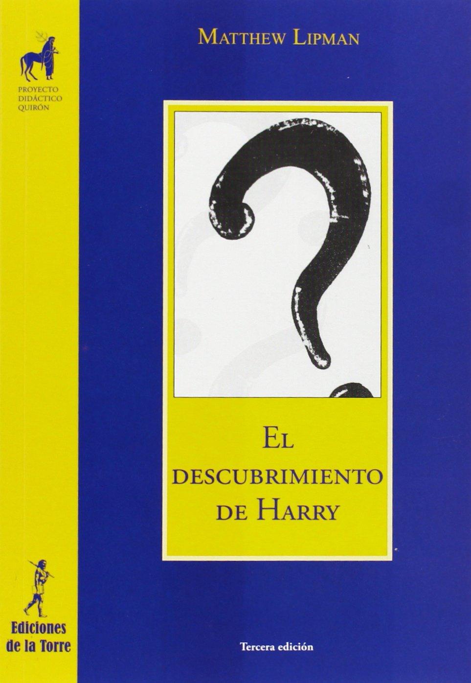 Read Online El descubrimiento de Harry pdf