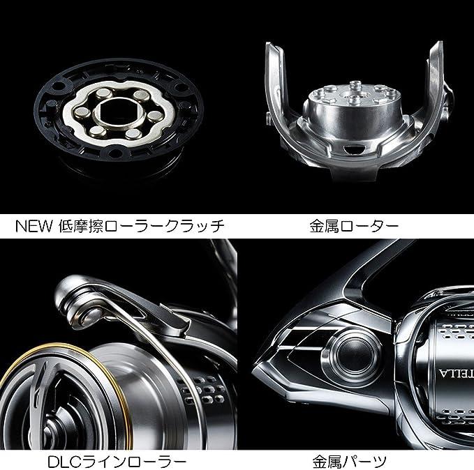 SHIMANO 18 STELLA 3000MHG Spinning Reel Japan New