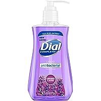 Dial Antibacterial Liquid Hand Soap, Lavender and Twilight Jasmine, 7.5 Fl. Oz