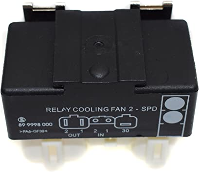 NEW Engine Cooling Fan Control Switch Relay Module For VOLVO C70 S70 V70 9442933
