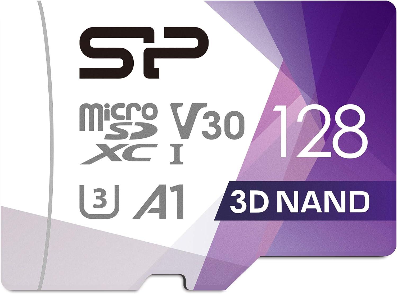 Silicon Power 128 GB MicroSD