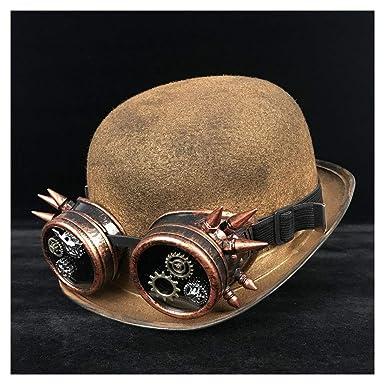GHC gorras y sombreros Oreja de gato Sombrero de Fedora de lujo ...