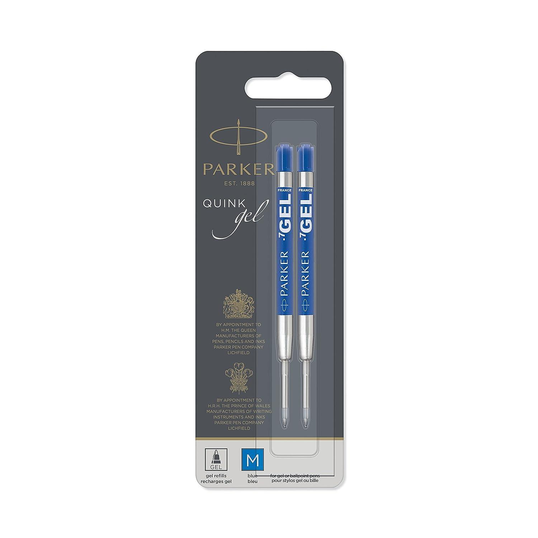 Refill for Gel Ink Roller Ball Pens, Medium, Blue Ink, 2/Pack, Sold as 1 Package Sanford L.P. 30526PP