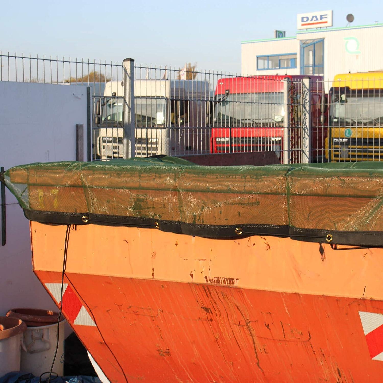 Filet de protection pour remorque pour conteneurs et remorques
