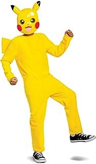 Amazon.com: Rubies Pokemon Childs Pikachu Costume, Medium ...