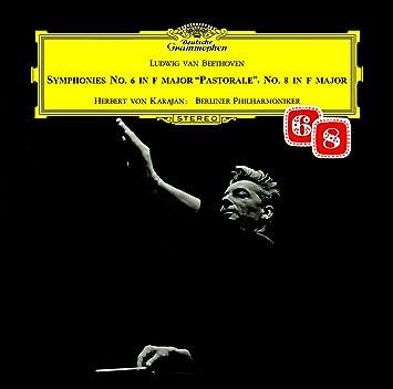 【Amazon.co.jp限定】ベートーヴェン: 交響曲第6番《田園》・第8番(生産限定盤)(UHQ-CD/MQA)(特典:メガジャケ付)