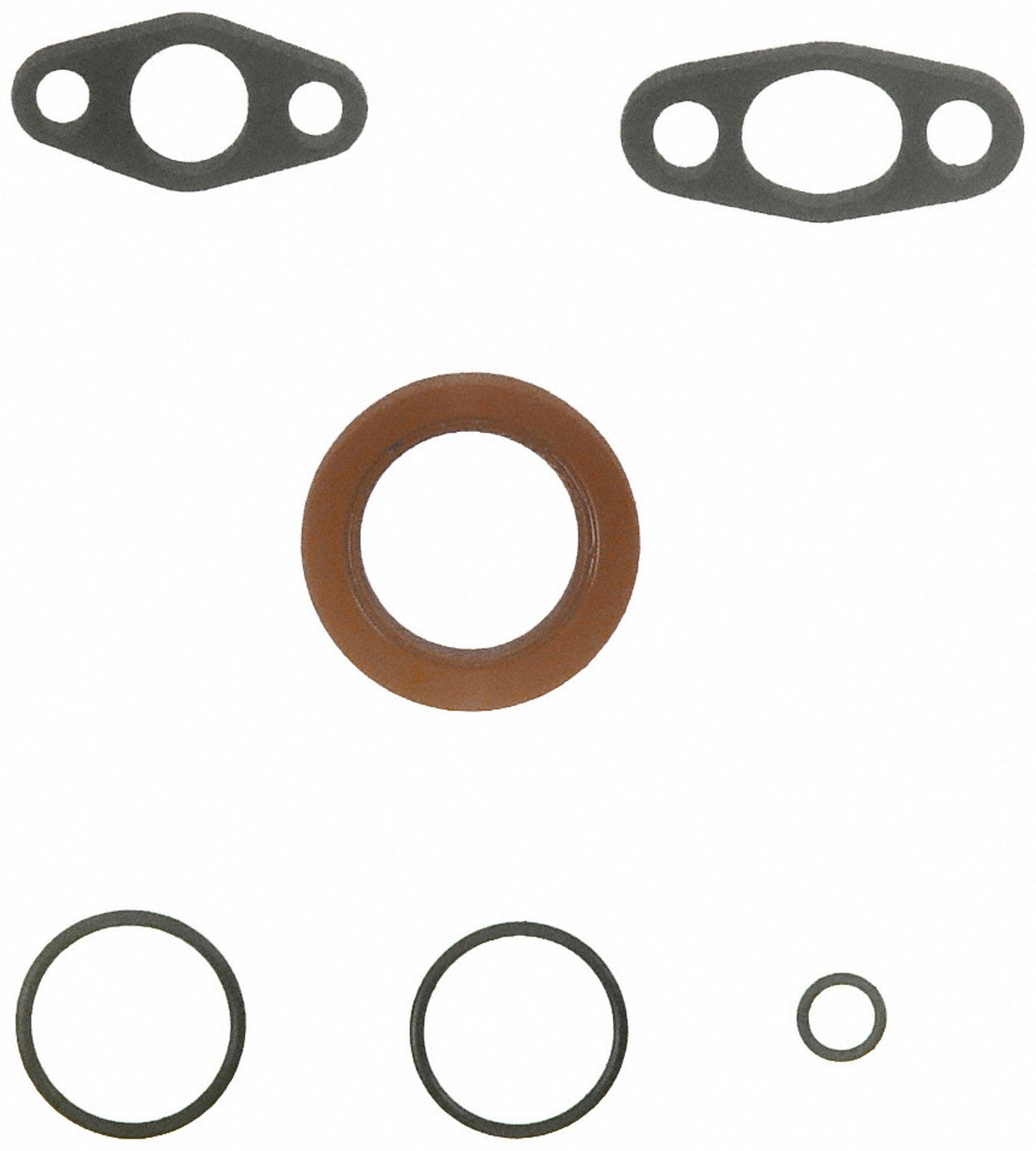 Fel-Pro TCS 45989 Crankshaft Front Seal Set