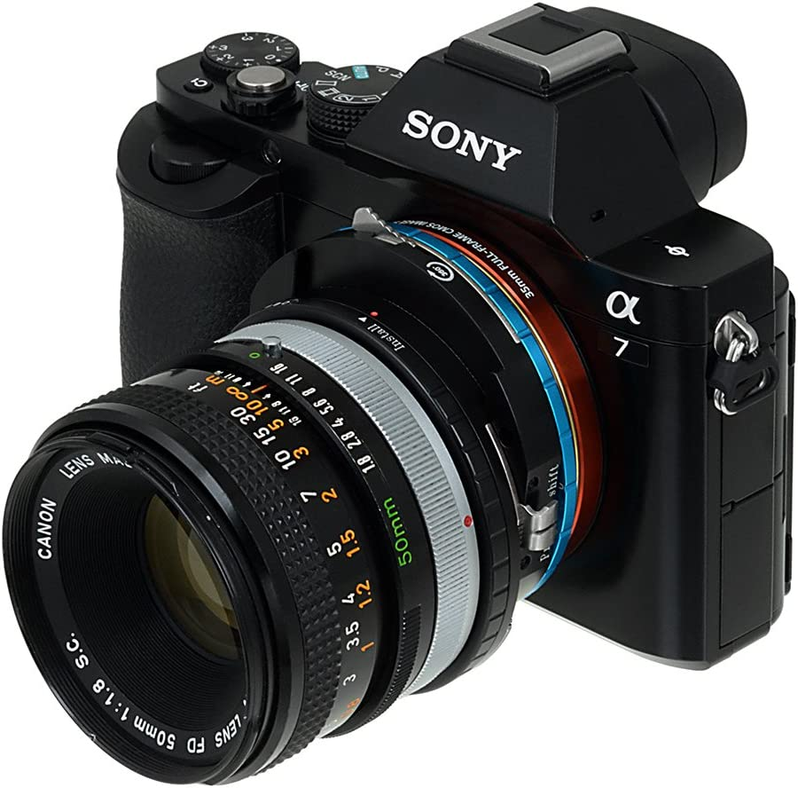 Kamera & Foto Zubehr sumicorp.com New FD Fotodiox Pro Lens Mount ...