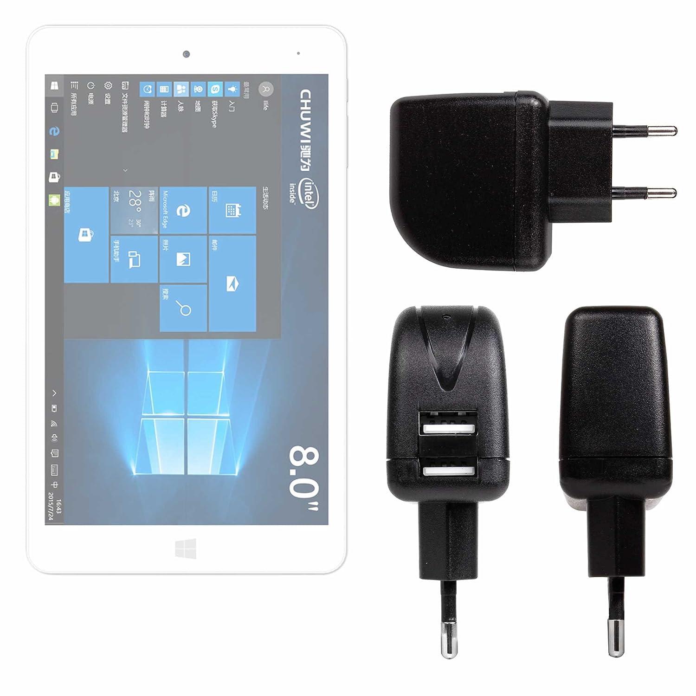 DURAGADGET Kit De Adaptadores con Cargador para Tablet Chuwi ...