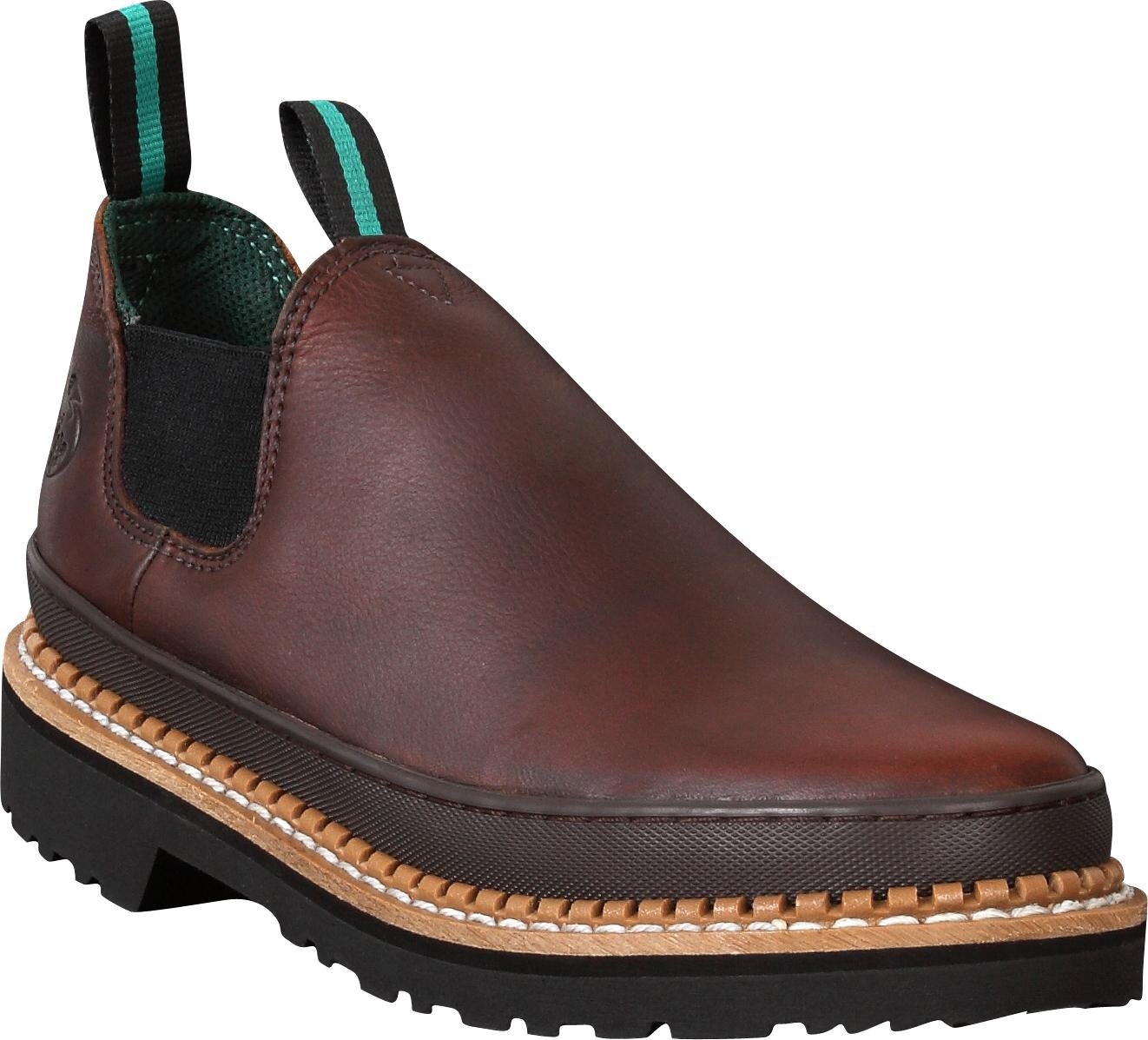 Georgia Giant Romeo Steel Toe Work ShoesGS-262 (W 9.5)