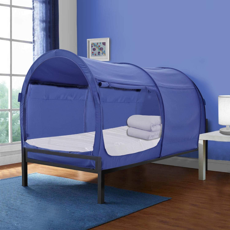 - Amazon.com: Alvantor Bed Canopy Tents Dream Privacy Space Twin