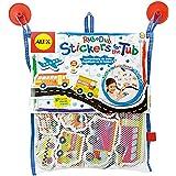 ALEX Toys Rub a Dub Stickers for the Tub Beep Beep