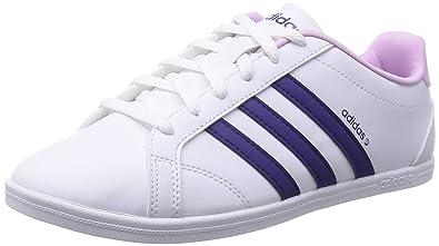 ADIDAS NEO Coneo QT VS W Klassiker Retro Schuh Sneaker weiß 40