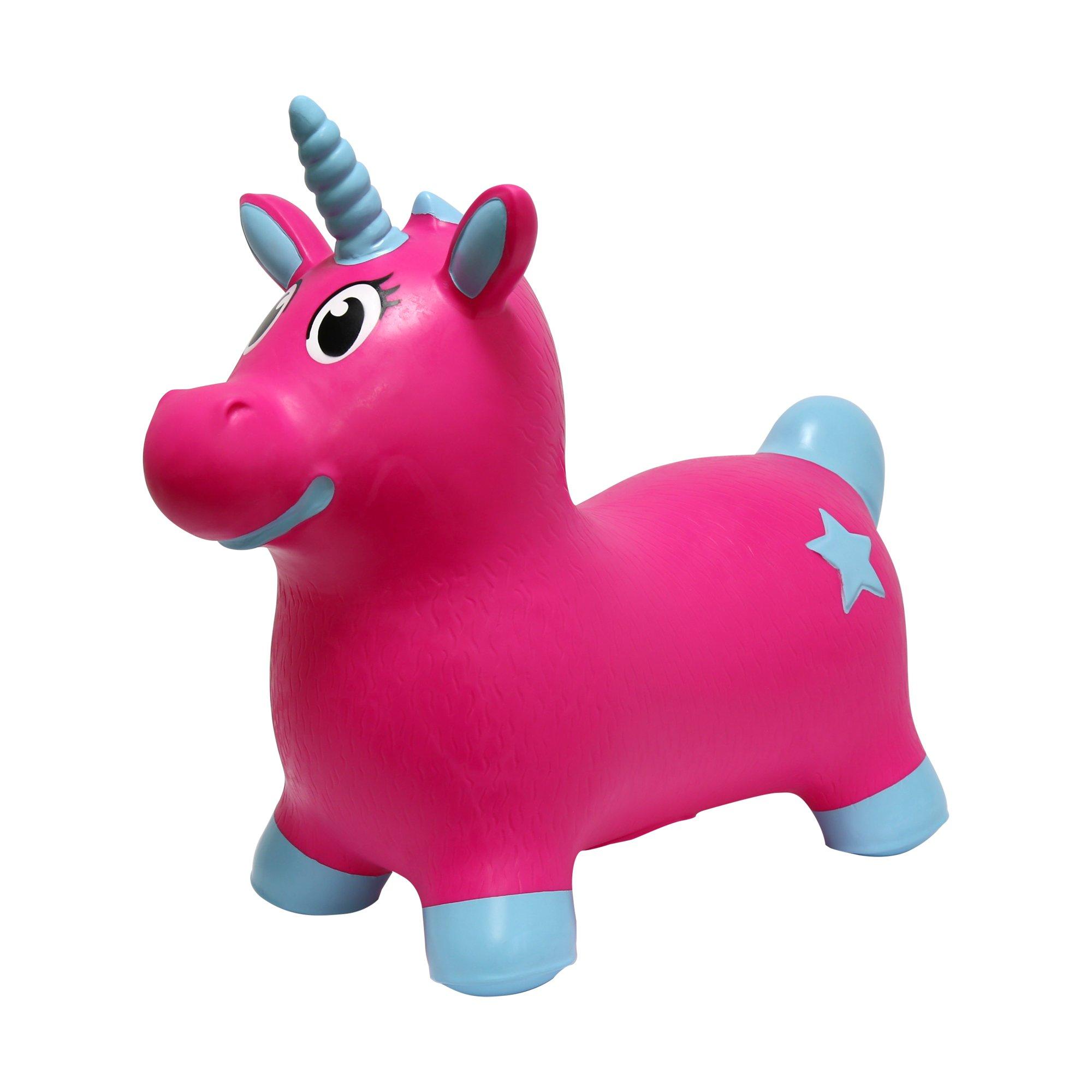 MegaFun USA Jumpets Luna Unicorn