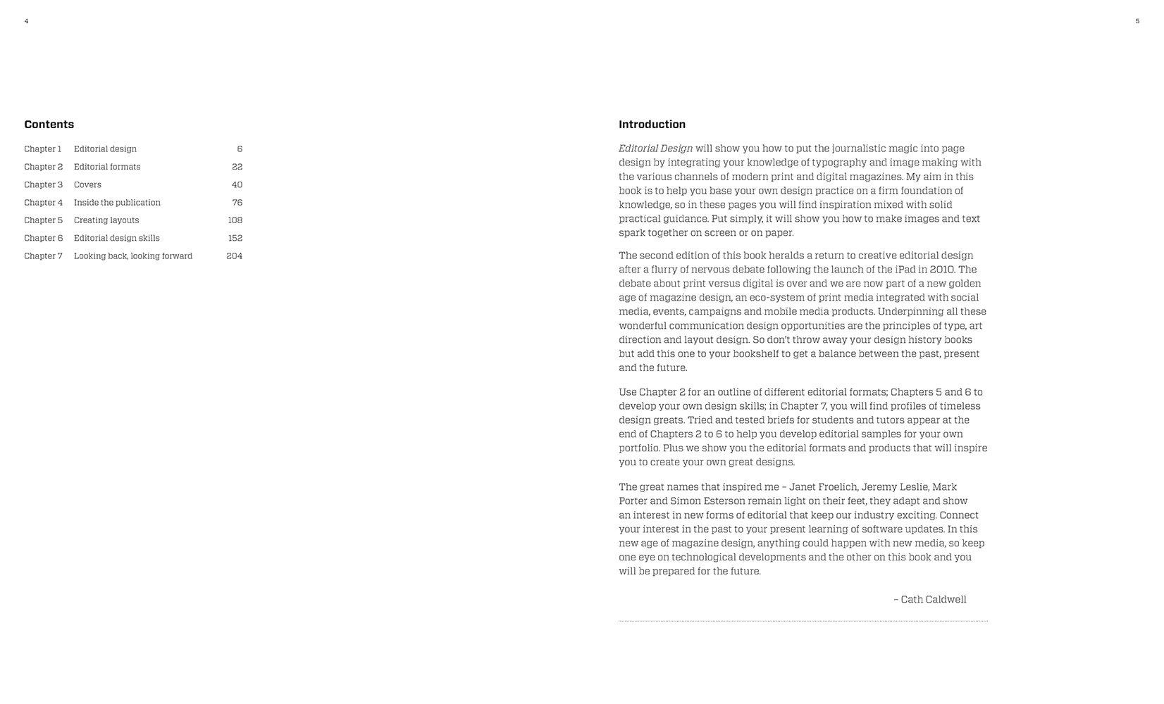 Editorial Design Digital And Print Amazoncouk Cath Caldwell Yolanda Zappaterra 9781780671642 Books