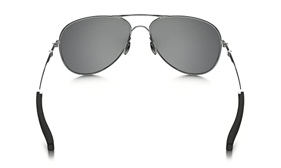 3b232b6d80 Oakley Elmont Large Aviator Sunglasses Polished Chrome with Chrome Iridium  Lens  Amazon.ca  Sports   Outdoors