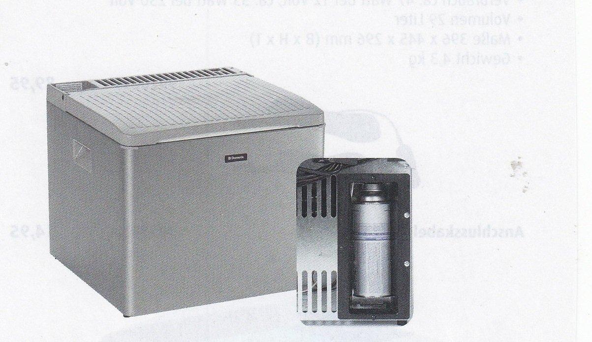 MIT GASKARTUSCHEN - BETRIEB - DOMETIC KÜHLBOX - COMBICOOL ACX 40 G - WAHLWEISE BETRIEB MIT - GASKARTUSCHE oder STROM 12 / 230 Volt - Fassungsvermögen 40 Liter Inhalt - VERTRIEB durch - Holly ® Produkte STABIELO ® - holly-sunshade ® -
