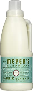 product image for Mrs. Meyer's Clean Day Fabric Softener, Basil, 32 oz-2 pk