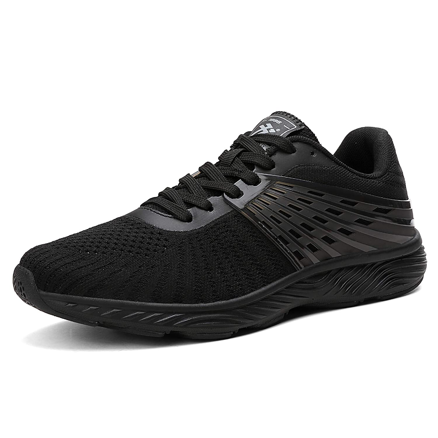 AX BOXING Running Shoes Men Mesh Lightweight Breathable Athletic Walking Gym Shoes