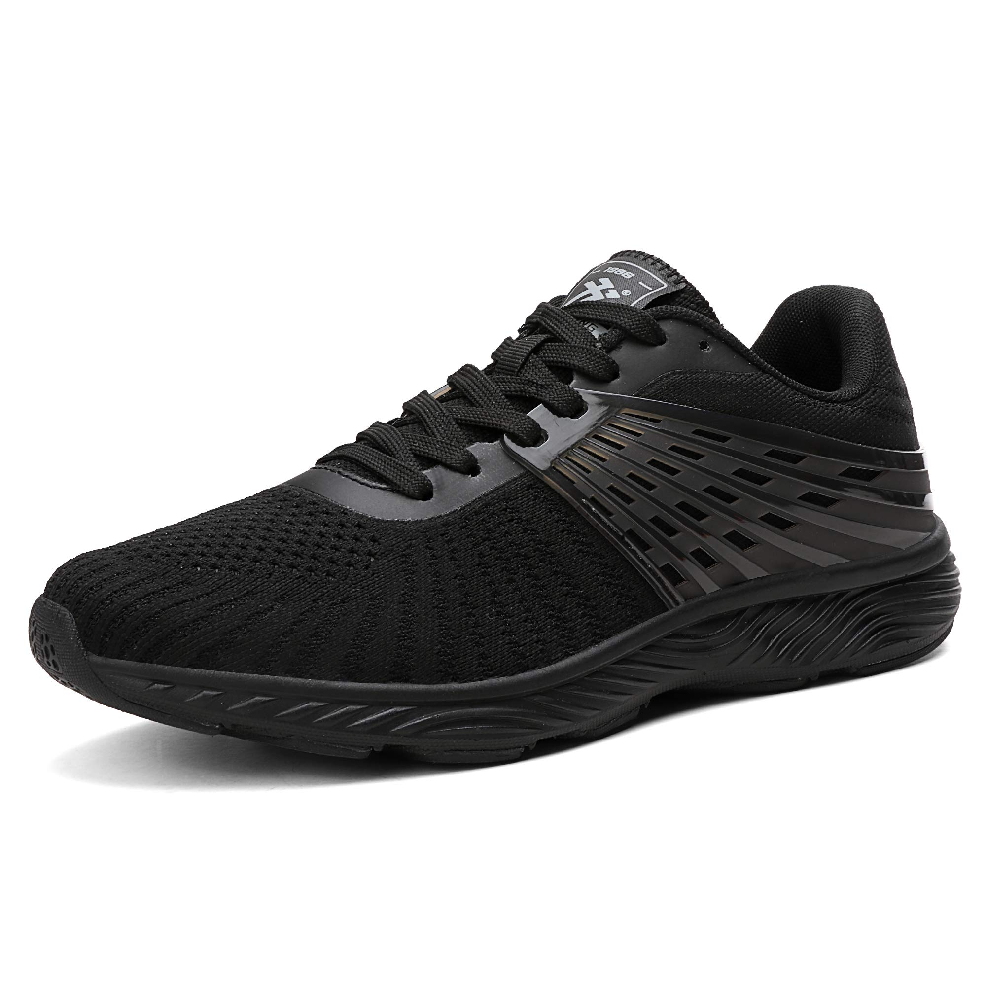 23687f29da1 AX BOXING Zapatillas Hombres Deporte Running Sneakers Zapatos para Correr  Gimnasio Deportivas Padel Transpirables Casual 40