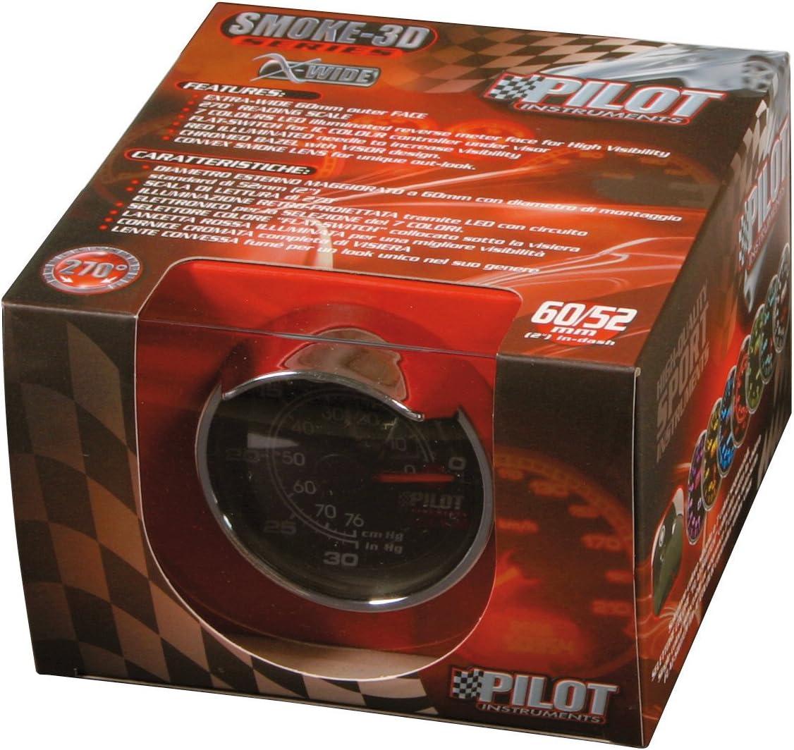 Lampa 10202/Smoke-xw Vacuum Gauge