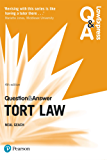 Law Express Question and Answer: Tort Law (Law Express Questions & Answers)