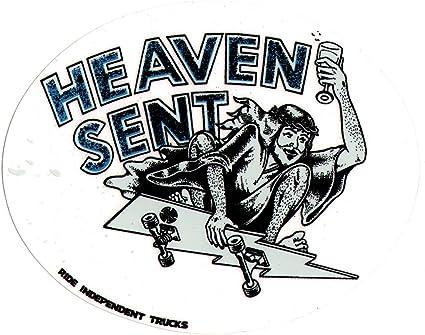 Genuine Parts Skateboard Sticker Independent Trucks