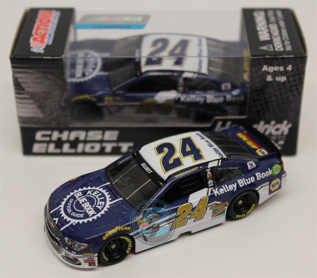 Lionel Racing Chase Elliott 2016 Kelly Blue Book 1:64 Nascar Diecast