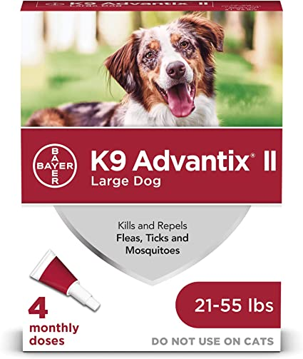 Flea & Tick Spot On Treatment For Pets With Easy Glide Applicator