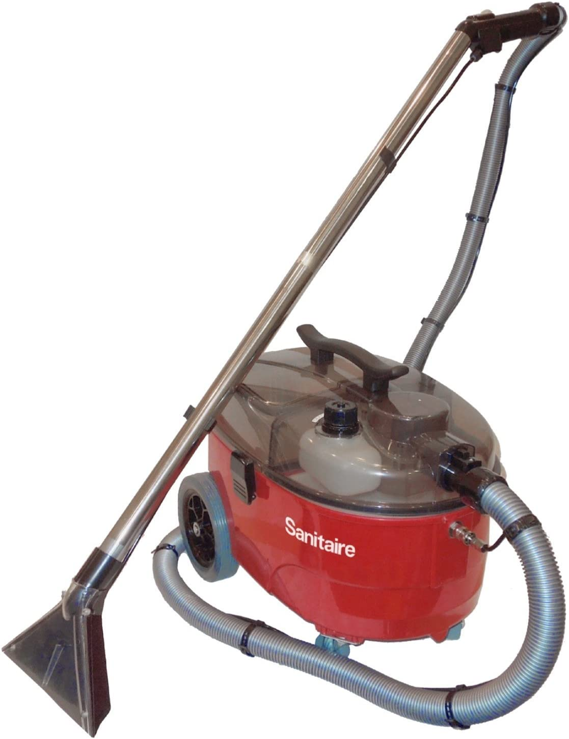 EUREKA Sanitaire Carpet Extractor, 9 Amps. Commercial Motor, 1.5 Gallon Tank-2464772