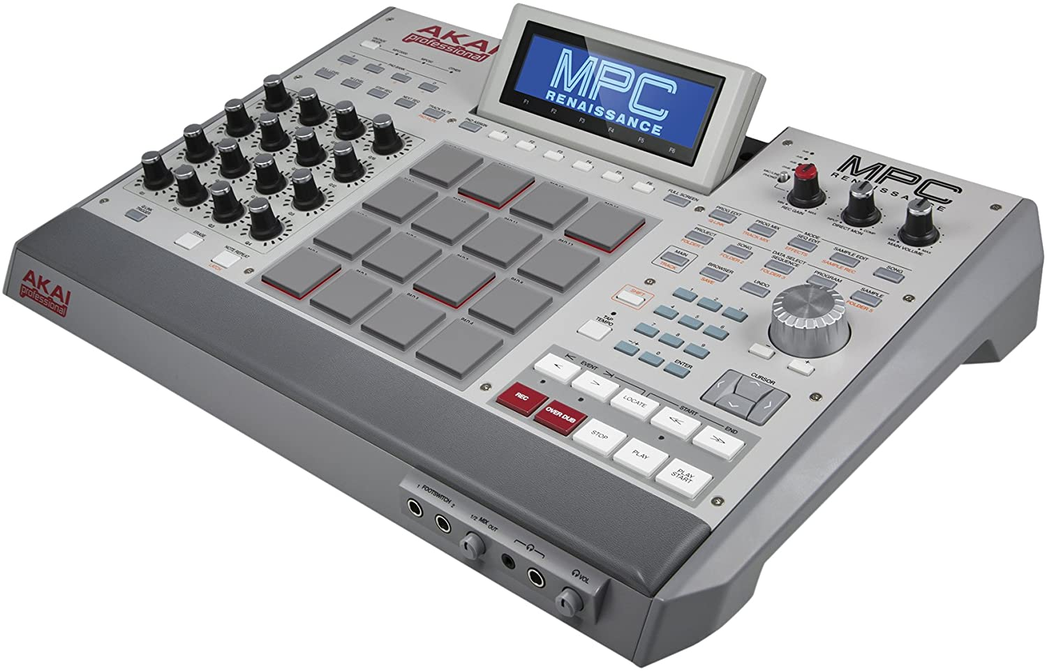 Akai Professional Mpc Renaissance | Music Production Controller With 9Gb+ Sound Library Download