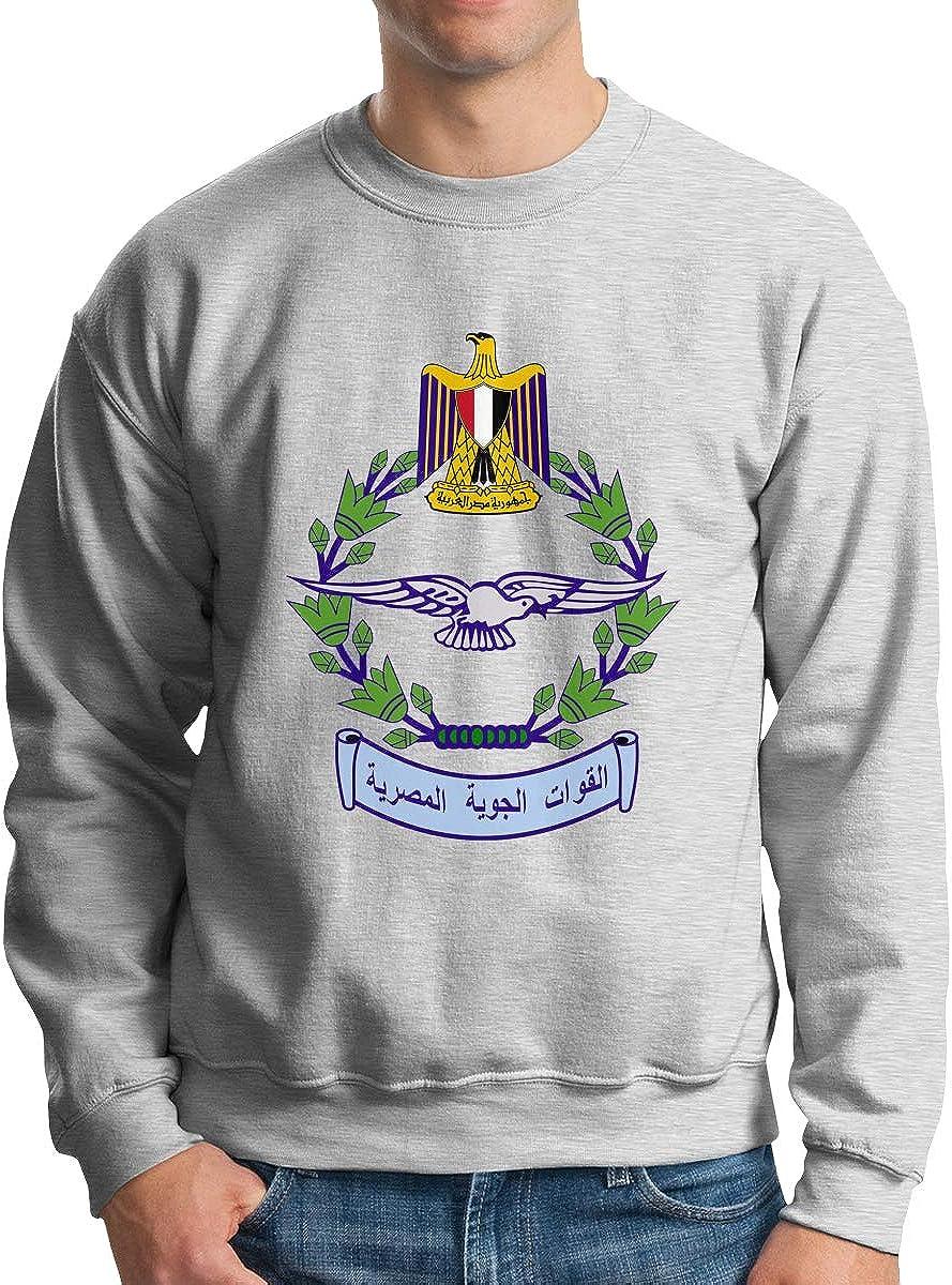 IDF Israeli Defense Force Classic Fashion Mens Long Sleeve Round Neck Sweatshirt Shirt