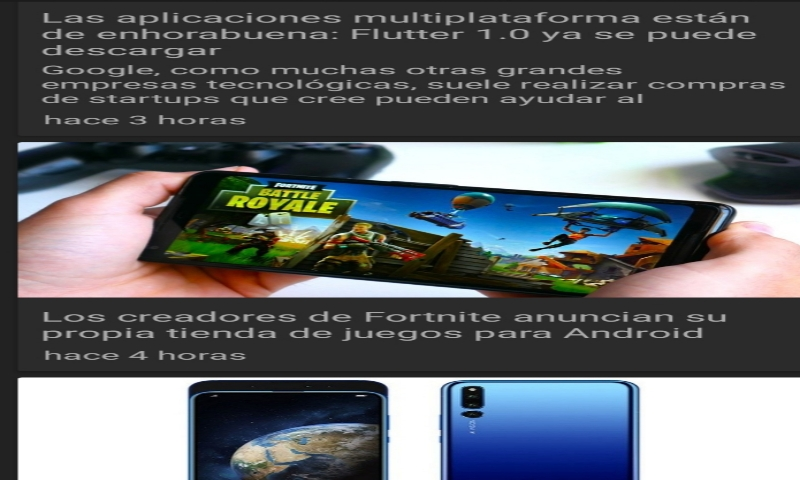 Amazon.com: Noticias Android: Appstore for Android