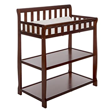 build gray diy table changing baby house studio