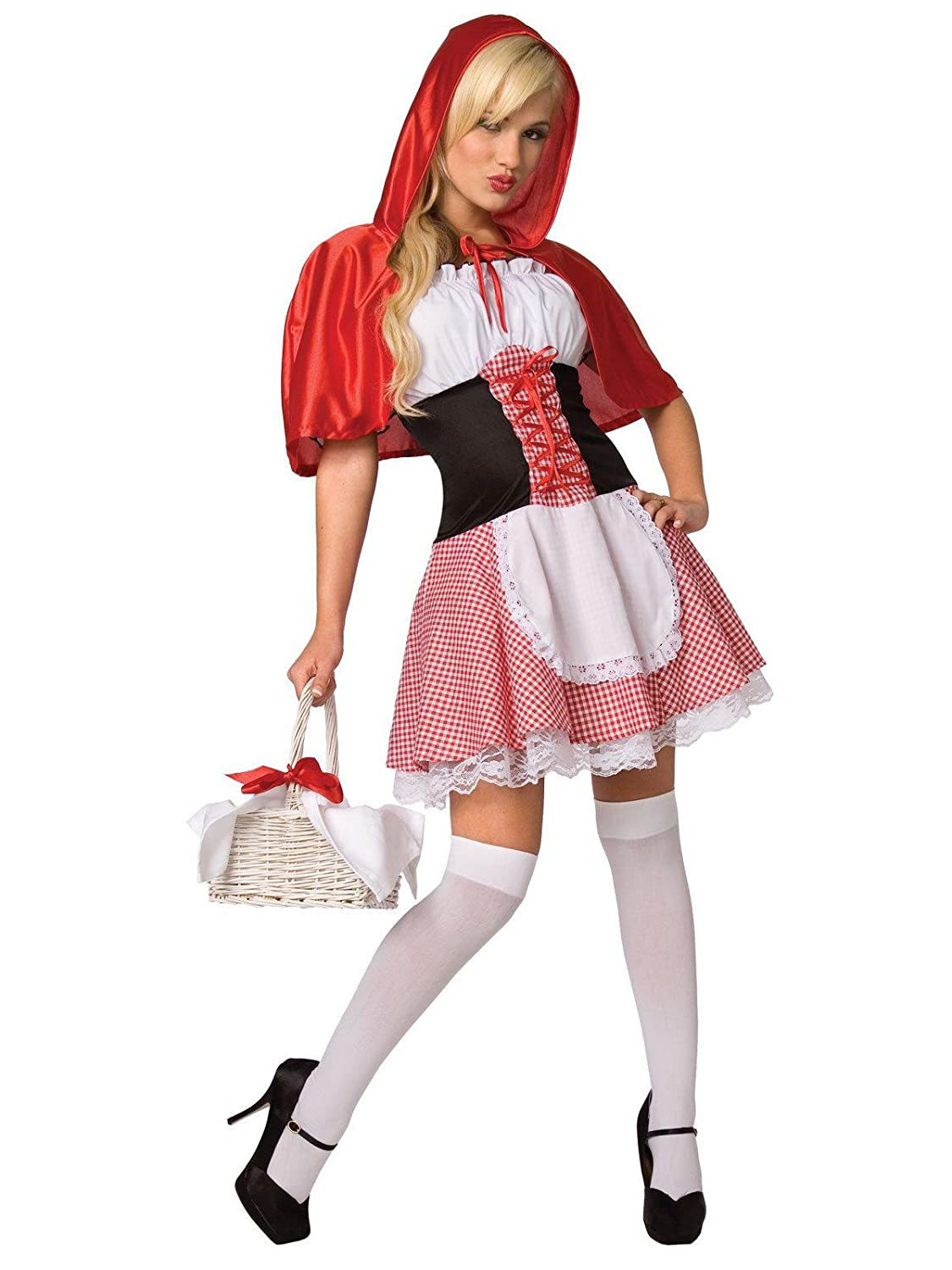 Palamon - Red Riding Hood Adult Costume