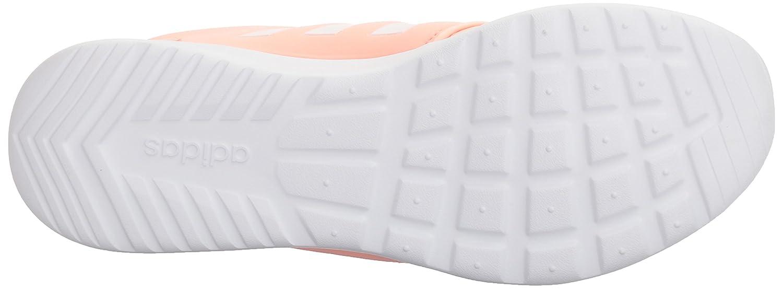 adidas Women's Cf Qt Racer W B0719HX841 Orange 9 B(M) US|Haze Coral/White/Hi-res Orange B0719HX841 a1d3ec