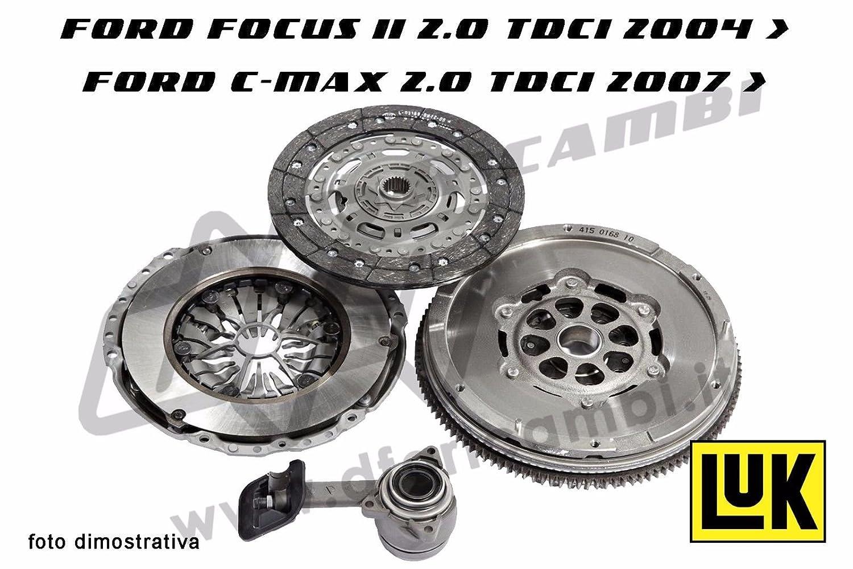 Kit Embrague Volante kv0079 - 624329733 - 415031810: Amazon.es: Coche y moto